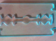 Панно из акрилового стекла
